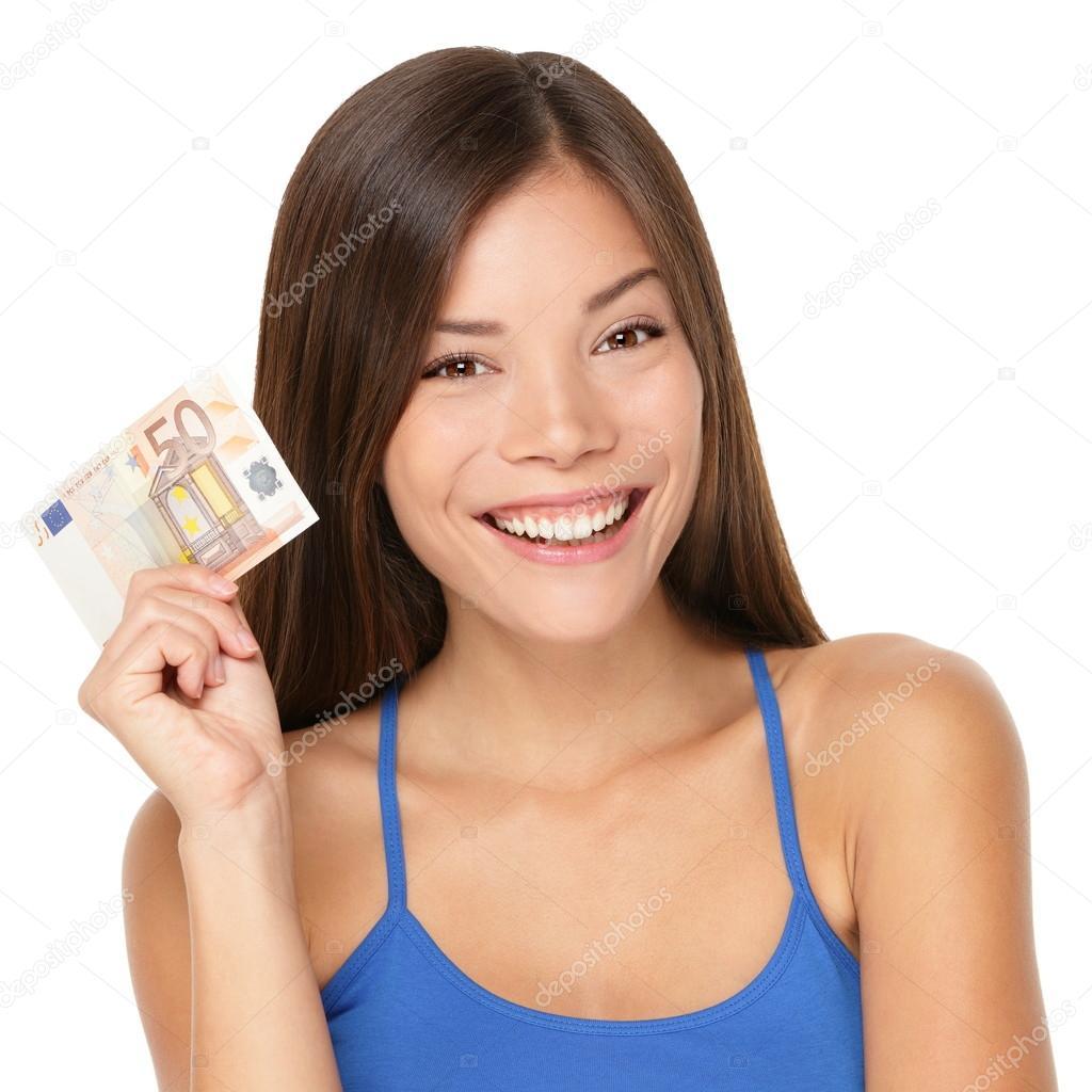 euro asian women