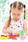 Child play — Stock Photo