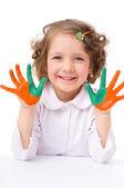 Děti hrají — Stock fotografie