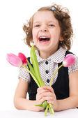 Děti portrét — Stock fotografie