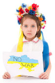 No war — Foto Stock