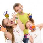 Kids portrait — Stock Photo #44158531