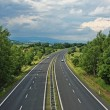 Rural landscape with a highway — Stock Photo #39624703