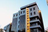 New office building facade — Stock Photo