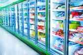 スーパー マーケット — ストック写真