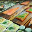 Seafood market — Stock Photo #20723695