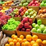 Fruit market — Stock Photo #20723789
