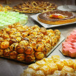 cakes and pastries — Stock Photo