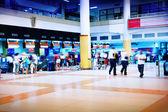 Flughafen-interieur — Stockfoto
