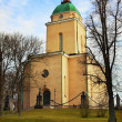 Suomenlinna church in Helsinki — Stock Photo #20923509