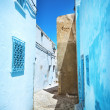 Arabian street — Stock Photo