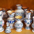 Pottery handicrafts - Stock Photo