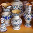 Pottery handicrafts — Stock Photo