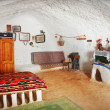Stock Photo: Berber room