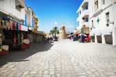 Street in Sousse, Tunisia — Stock Photo