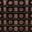 Chocolate box — Stock Photo #20990861