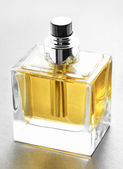 Bottle of perfume — Stock Photo