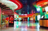Neon ışıkları — Stok fotoğraf