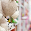 Stock Photo: Toys in shop