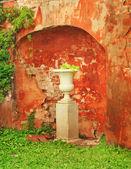 Stone vase — Stock Photo