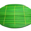 Bamboo napkin — Stock Photo