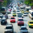 Stadtverkehr — Stockfoto