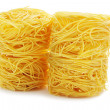 Stock Photo: Vermicelli pastnests