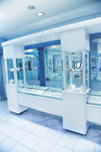 Jewelry store — Stock fotografie