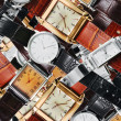 Wrist watches — Stock fotografie