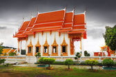 Budhist temple — Stock Photo