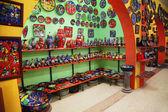 Pottery shop — Stock Photo