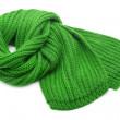Stock Photo: Wool scarf