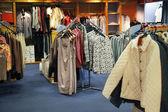Fashion store — Stock Photo