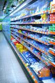 Supermarket — Zdjęcie stockowe