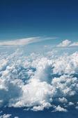 Céu e nuvens — Foto Stock