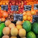 Fruits — Stock Photo #24675165