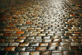 Old pavement — Stock Photo