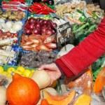 Vegetable market — Stock Photo #25749791