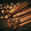 Stock Photo: Aromatic spices