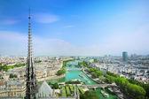 Paris — Stockfoto