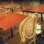 Paris cafe — Stock Photo