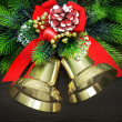 Christmas bells — Foto Stock