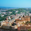Rome cityscape — Stock Photo