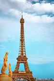 Torre Eiffel — Foto de Stock