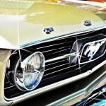 Постер, плакат: Ford Mustang HDR
