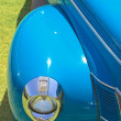Stock Photo: Blue Fender