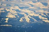 Greenland coast — Stockfoto