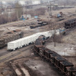 Freight trains — Stock Photo
