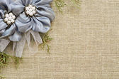 Background with a flower arrangement — Stock Photo