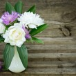 Bouquet of summer flowers — Stock Photo #26349905